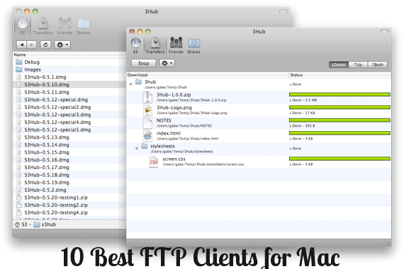 FTP Clients for Mac