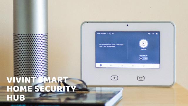 Vivint Smart Home Security Hub
