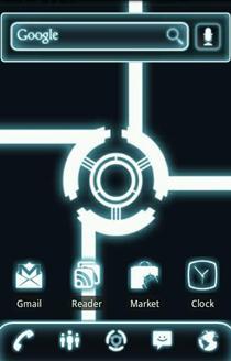 Glow Legacy Pro Theme