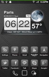 Elite HD ADW Theme