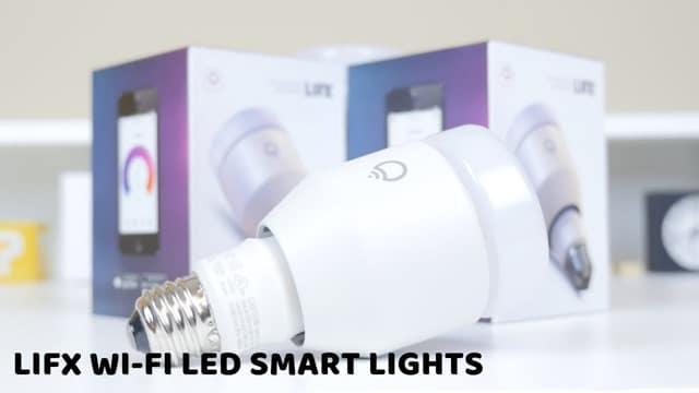 Lifx Wi-Fi LED Smart Lights