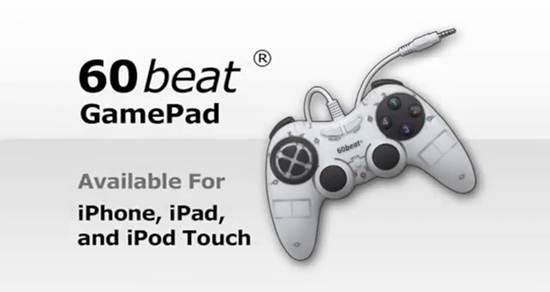 60Beat Gamepad for iPhone