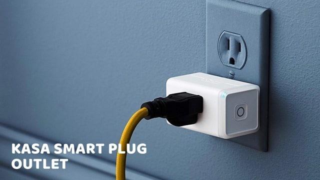 Kasa Smart Plug Outlet