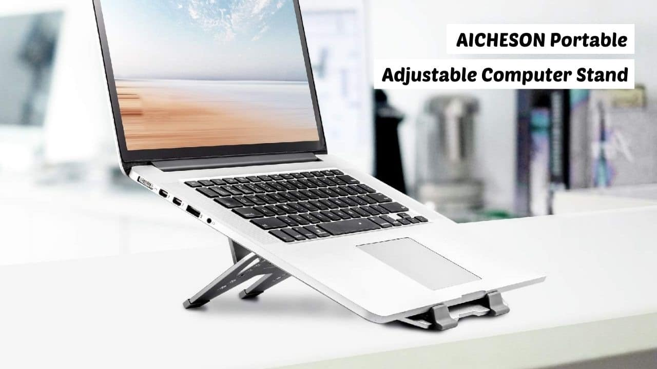 AICHESON Portable Laptop Stand