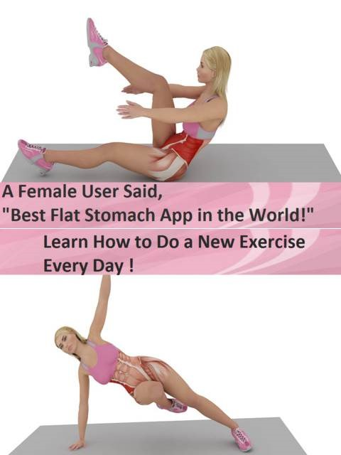 Ab Workouts - Best Fitness Apps for iPhone