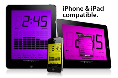 Alarm Clock Radio apps for iPhone