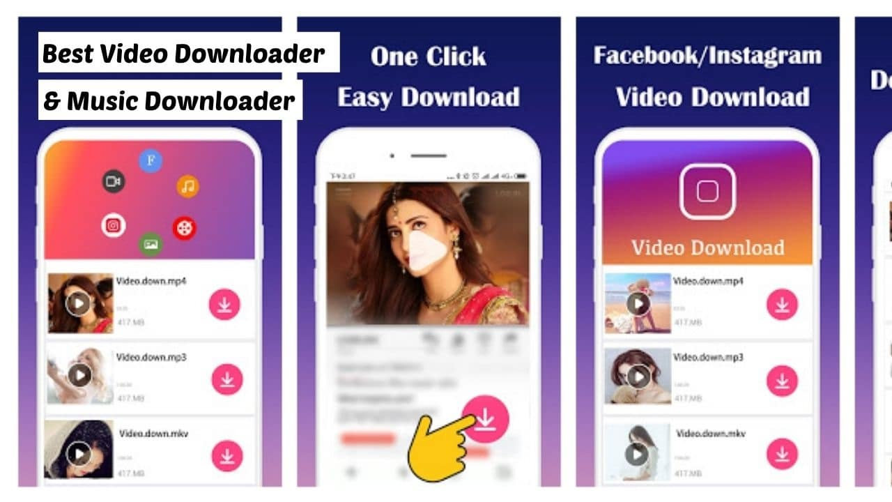 All Video Downloader for Android