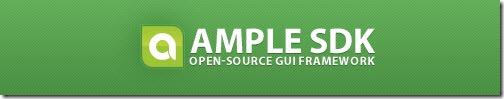 Ample-SDK JavaScript GUI Framework