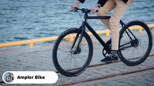 Ampler Electric Bike - Best Electric Bikes Inventions