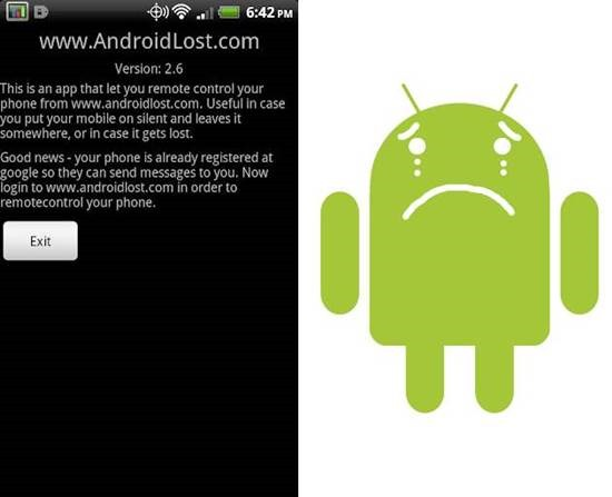 Android Lost Best Android Tracking Apps