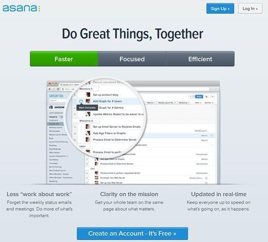 Asana - Binfire alternatives Apps