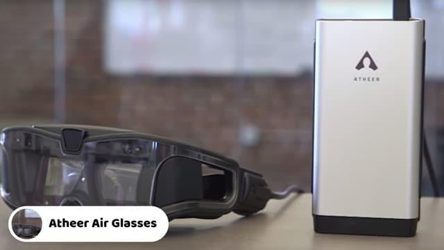 Atheer Air Smart Glasses