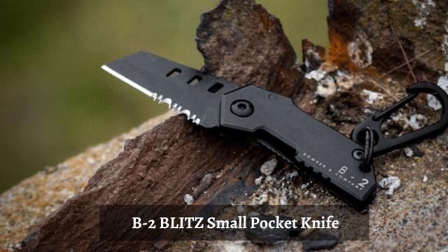 B-2 BLITZ Small Pocket Knife