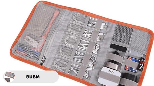 BUBM Cord Organizer Travel Bag