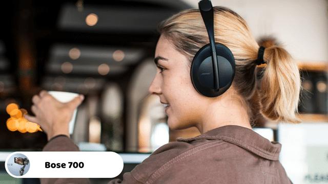 Bose 700 - Smart Gadgets for Alexa