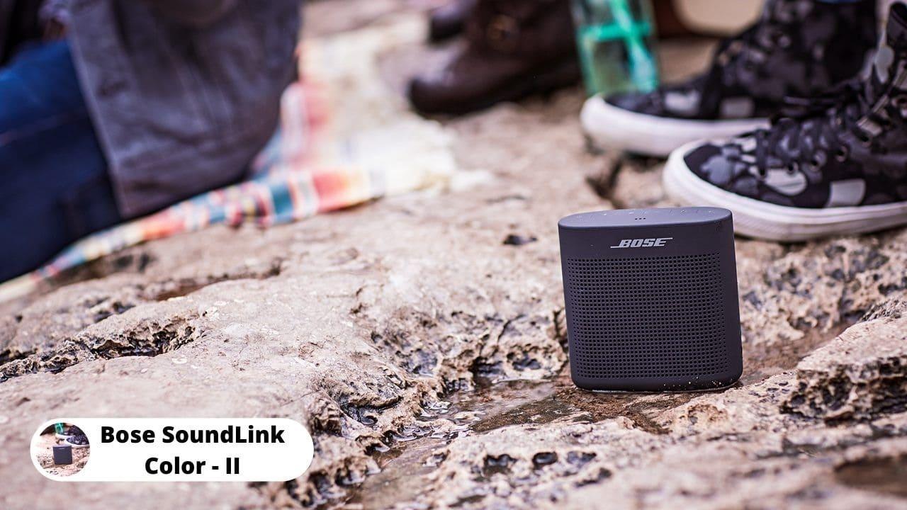 Bose SoundLink Color - Portable Bluetooth Speakers