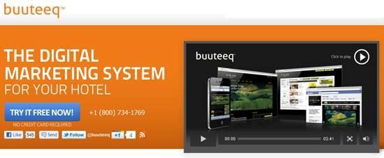Buuteeq digital marketing system