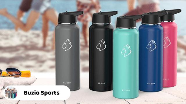 Buzio Sports Water bottle