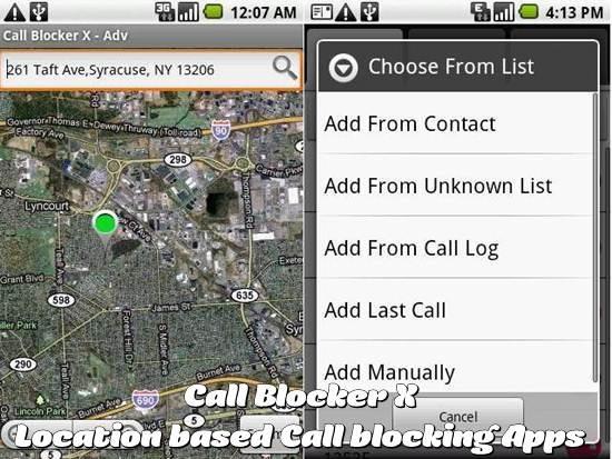 Call Blocker X - Best call blocker apps for Android