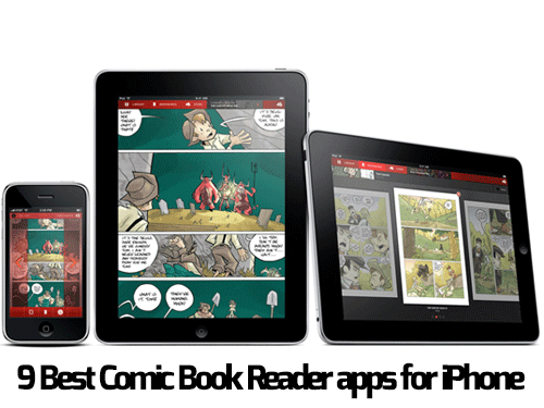 Comic Book Reading Apps