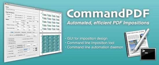 Command PDF Mac PDF imposition tool