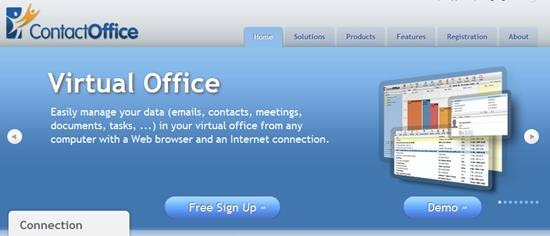 Contactoffice - your virtual office