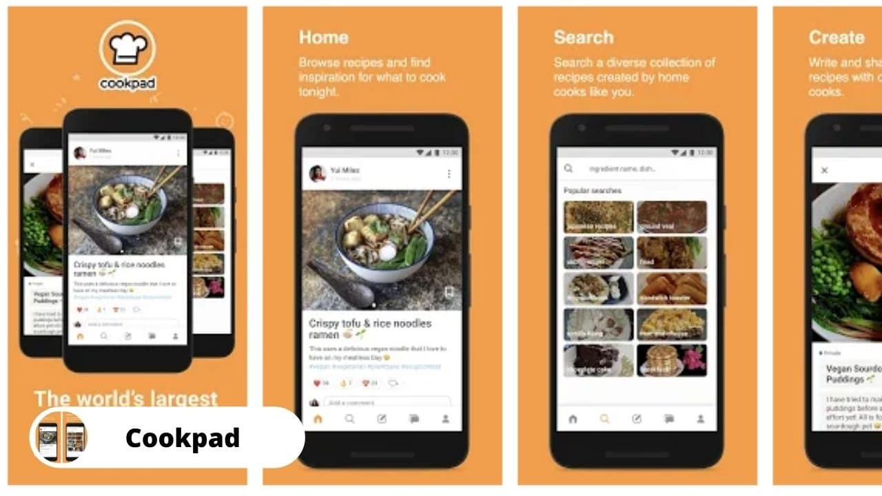 Cookpad - Best Recipe Manager for Android