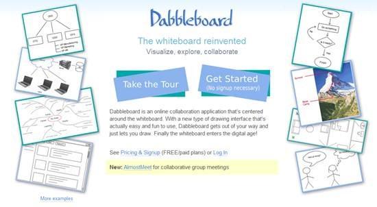 Dabbleboard