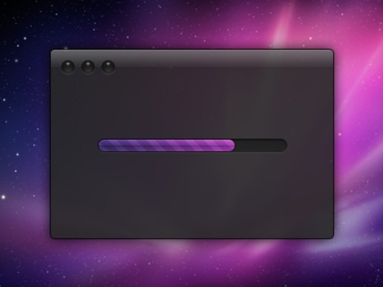 Dark UI – PSD Download