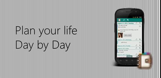 Day by Day Event Planning Apps