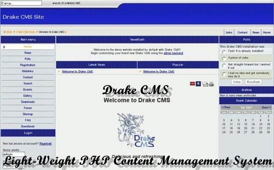 Drake CMS