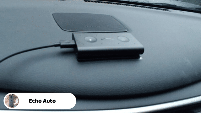 Echo Auto - Smart Gadgets for Alexa