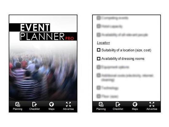 Event Planner PRO for Android