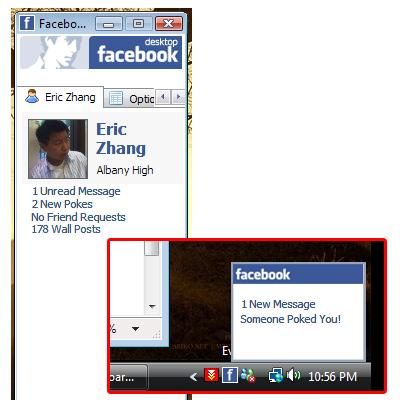 Facebook Desktop Apps