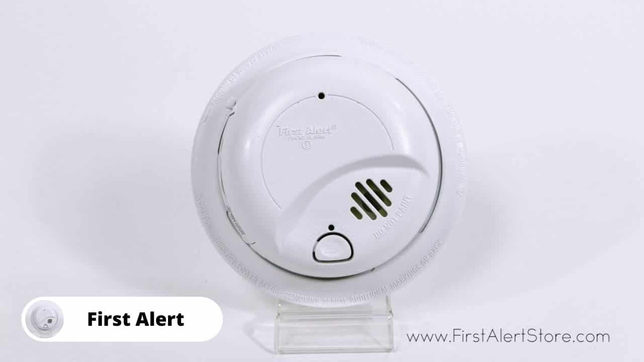 First Alert – Best Smoke Detector