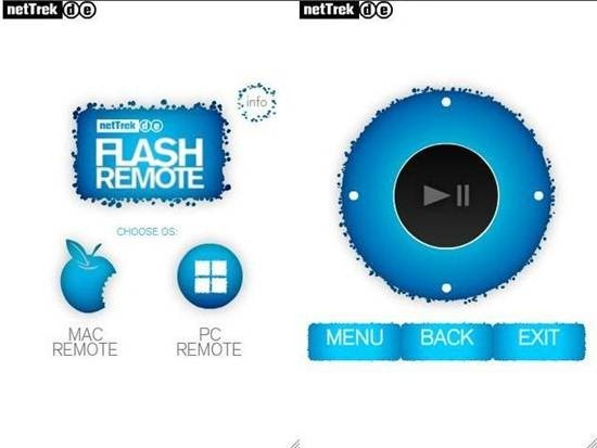 Flash Remote android apps