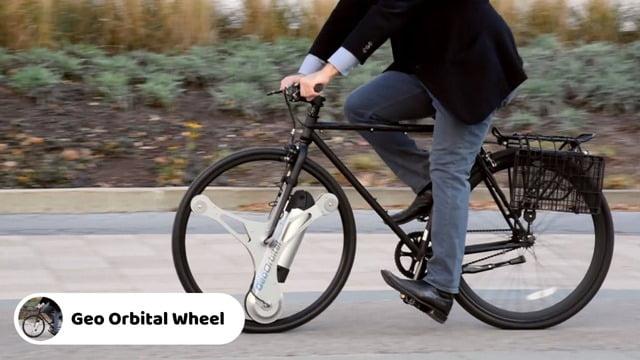 Geo Orbital Wheel - Best Electric Bikes Inventions