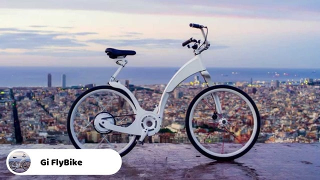Gi FlyBike - Best Electric Bikes Inventions