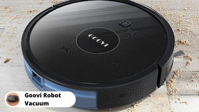 Goovi 1600PA Robot Vacuum