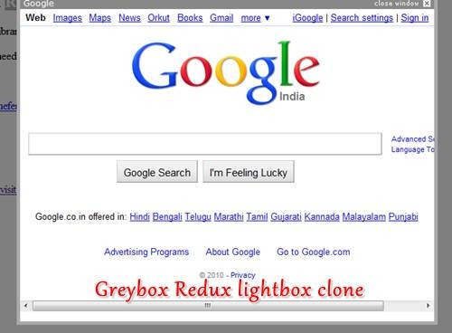 Greybox Redux
