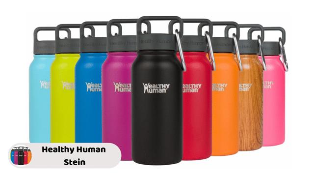 Healthy Human Stein