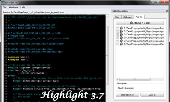 Highlight 11 useful JavaScript syntax highlighter