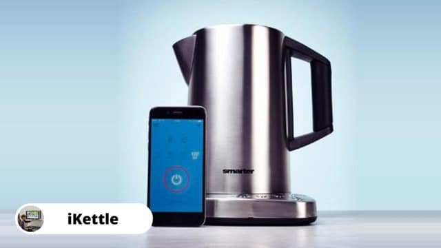 IKettle Smart Electric Kettle - Best AI Enabled Smart Kitchen Appliances