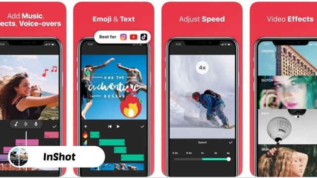 InShot - 10 Best Video Editing Apps for iPhone