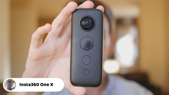 Insta360 One X-best Camera Accessories for Instagram