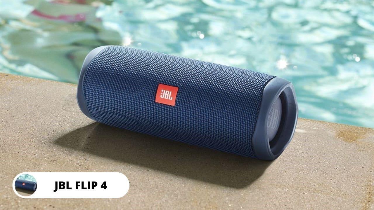 JBL FLIP 4 - Best Portable Bluetooth Speakers