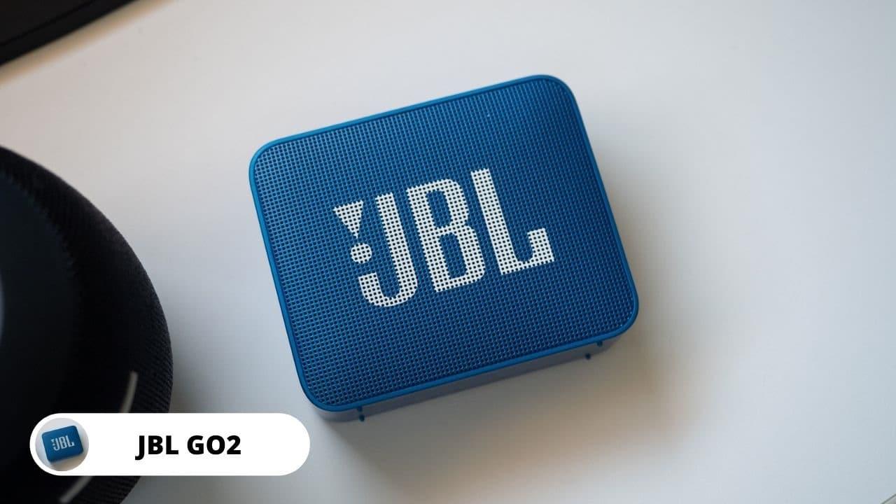 JBL GO2 - Best Portable Bluetooth Speakers