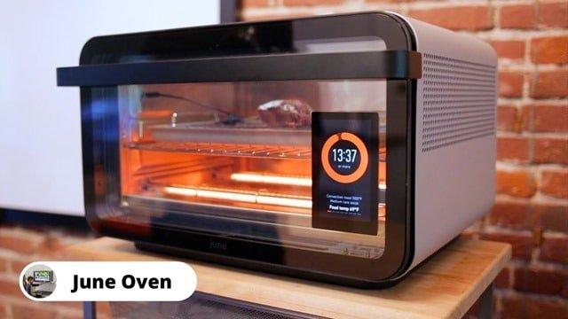 June Oven - Best AI Enabled Smart Kitchen Appliances