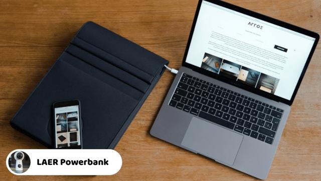 LAER Powerbank - Best portable power banks