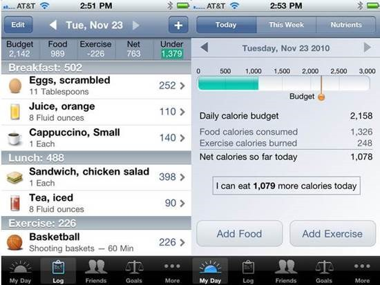 Lose It! Best Fitness Apps for iPhone